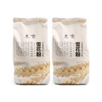 大地厨房河套硬质红小麦雪花粉2.5kg*2