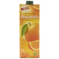 塞浦路斯凯莉欧100%橙汁1L