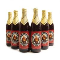 德国教士黑啤酒瓶装500ml*6