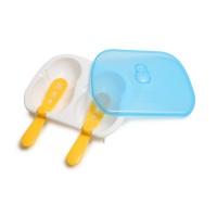 日本kokubo雪人雪糕模盒冰格2格