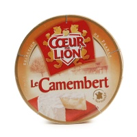法国狮心金文干酪250g