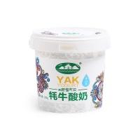 青海湖桶装牦牛酸奶1000g