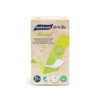 芬兰维可丝天然棉超呼吸卫生护垫 26片