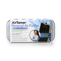 美国Air Tamer爱塔梅尔可穿戴式空气净化器黑色