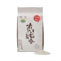 春播五常有机稻花香大米纸袋装2.5kg