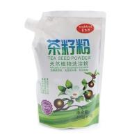 喜自然茶籽粉400g