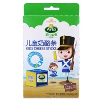 丹麦爱氏晨曦原味儿童奶酪条108g