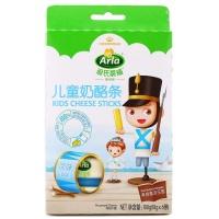 丹麦爱氏晨曦淡味儿童奶酪条108g