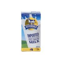 澳大利亚德运全脂纯牛奶200ml