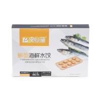 安心渔鲜冻鲅鱼水饺300g