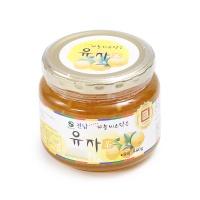 韩国全南蜂蜜柚子茶580g