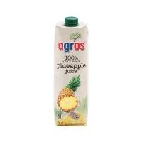 希腊莱果仕100%菠萝汁1L
