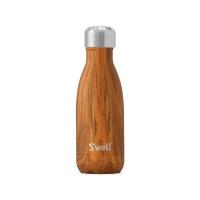 Swell木纹系列不锈钢保温瓶260ml - 柚木