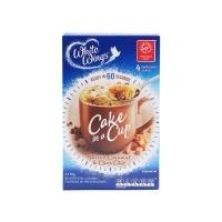 春播澳大利亚直采白翼牌1分钟DIY焦糖巧克力味蛋糕预拌粉220g