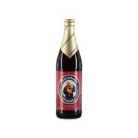 德国范佳乐小麦黑啤酒500ml
