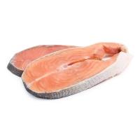 冷冻带皮三文鱼扒200g(MSC认证)