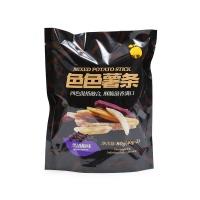 自然果实色色薯条黑胡椒味80g