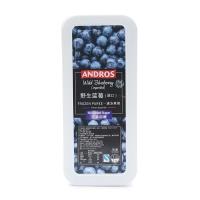 安德鲁野生蓝莓不加糖果溶1kg