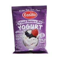新西兰易极优浆果果粒味酸奶粉240g