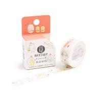 晨光 和纸胶带-萌鸡团团AJD95713
