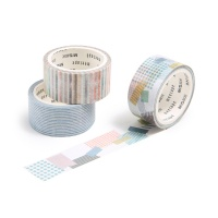 晨光和纸胶带-彩色斑马(3卷入)AJD95755