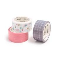 晨光和纸胶带-虹色(3卷入)AJD95753