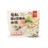 九洲丰园有机西兰花猪肉水饺300g