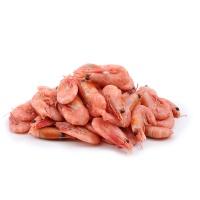 深海食堂野生头籽北极虾(90-120只/kg)400g