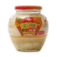 崇明桂花酒酿550g