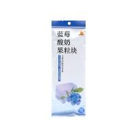 自然果实蓝莓酸奶果粒块6g*4