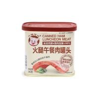 小猪呵呵火腿午餐肉罐头340g