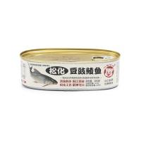 小猪呵呵豆鼓鲮鱼罐头184g