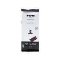 ION 72%可可黑巧克力125g
