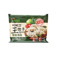 必品阁王饺子鲜菜猪肉490g