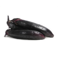 兴农鼎力农庄有机栽培黑美长茄400g