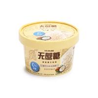 可米酷无蔗糖椰子口味冰淇淋90g