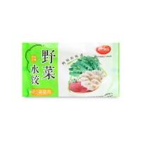 蒲公英猪肉野菜水饺450g