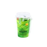 乐纯蔬舒果昔5种蔬菜瓜果风味代餐发酵乳绿瓶装145g