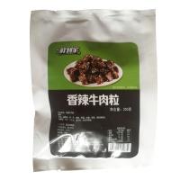 香辣牛肉粒250g