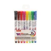 晨光 易擦彩色白板笔8支装AWMY2301