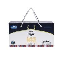 青海湖纯牦牛奶钻石礼盒装250ml*10