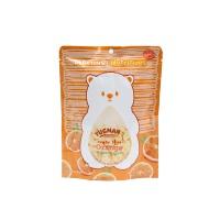 优格曼酸奶特淳溶豆香橙味16g